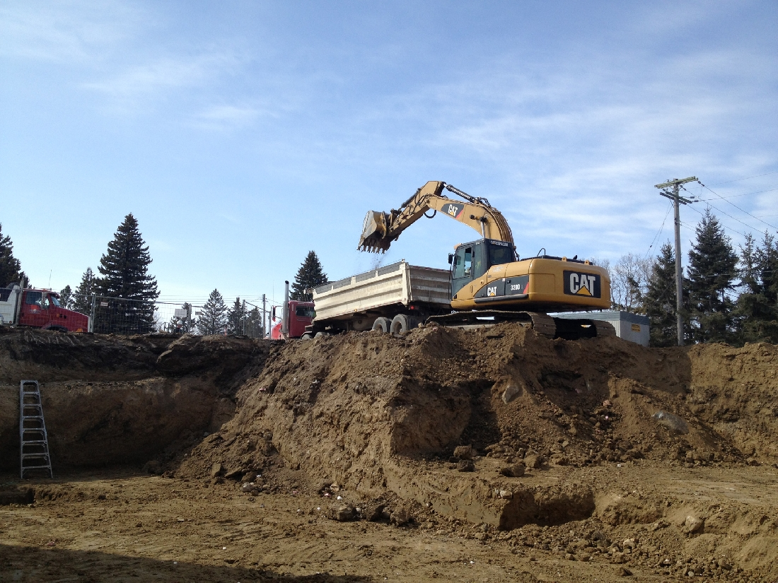 Dig and Off-Site Disposal