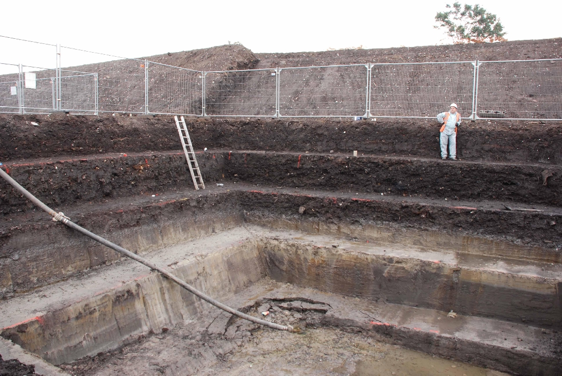 On-Site Deep Burial